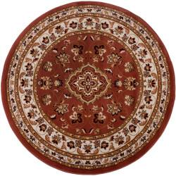 Kusový koberec Sincerity Royale Sherborne Rose-pink kruh