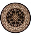 Kusový koberec Sincerity Royale Sherborne Dark Blue kruh