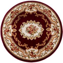 Kusový koberec Sincerity Royale Dynasty Red kruh