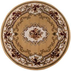 Kusový koberec Sincerity Royale Dynasty Beige kruh