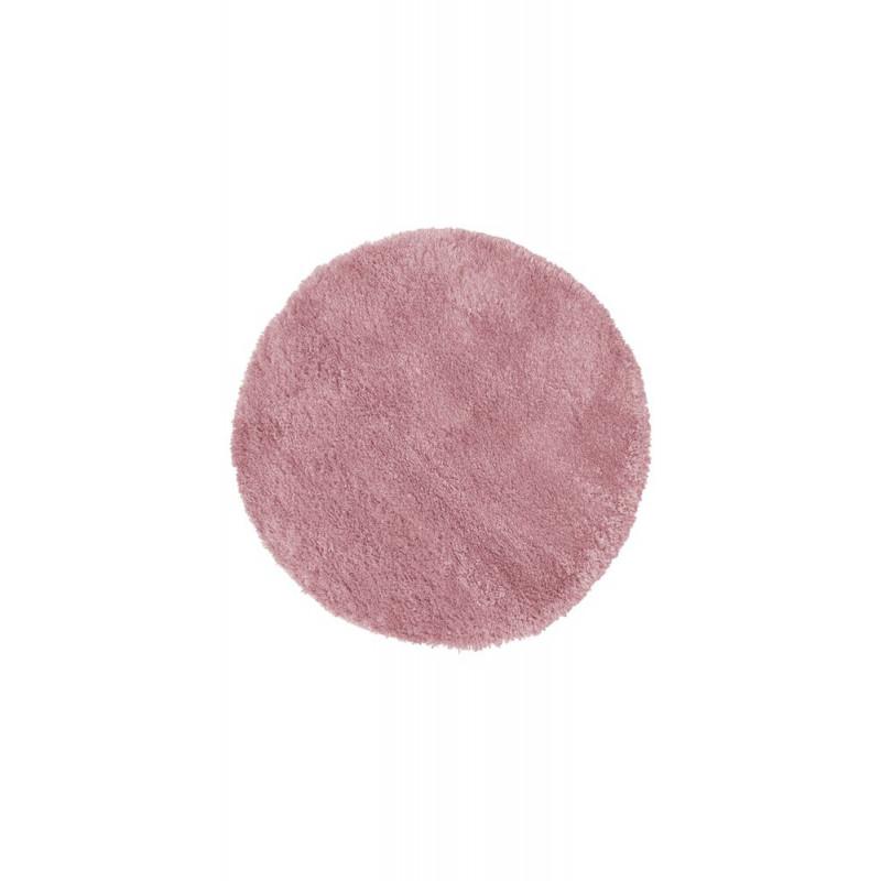 Kusový koberec Brilliance Sparks Pink kruh