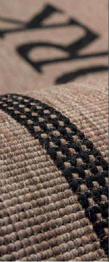 koberec Finca detail