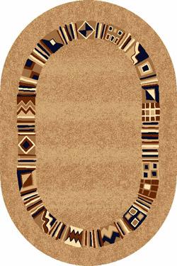 koberec practica 38 bpb ovál