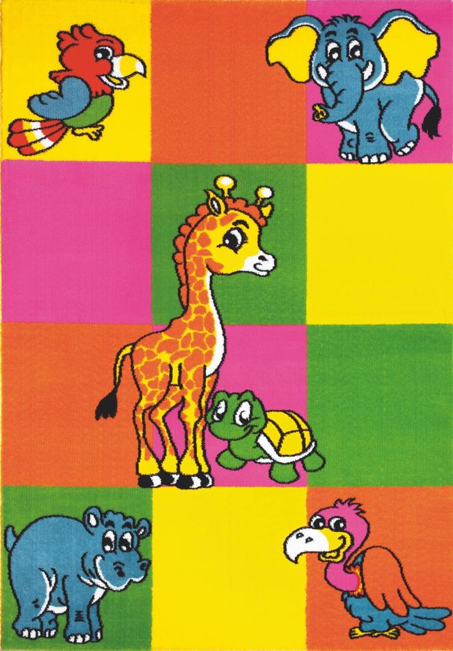 Dětský koberec Bambi