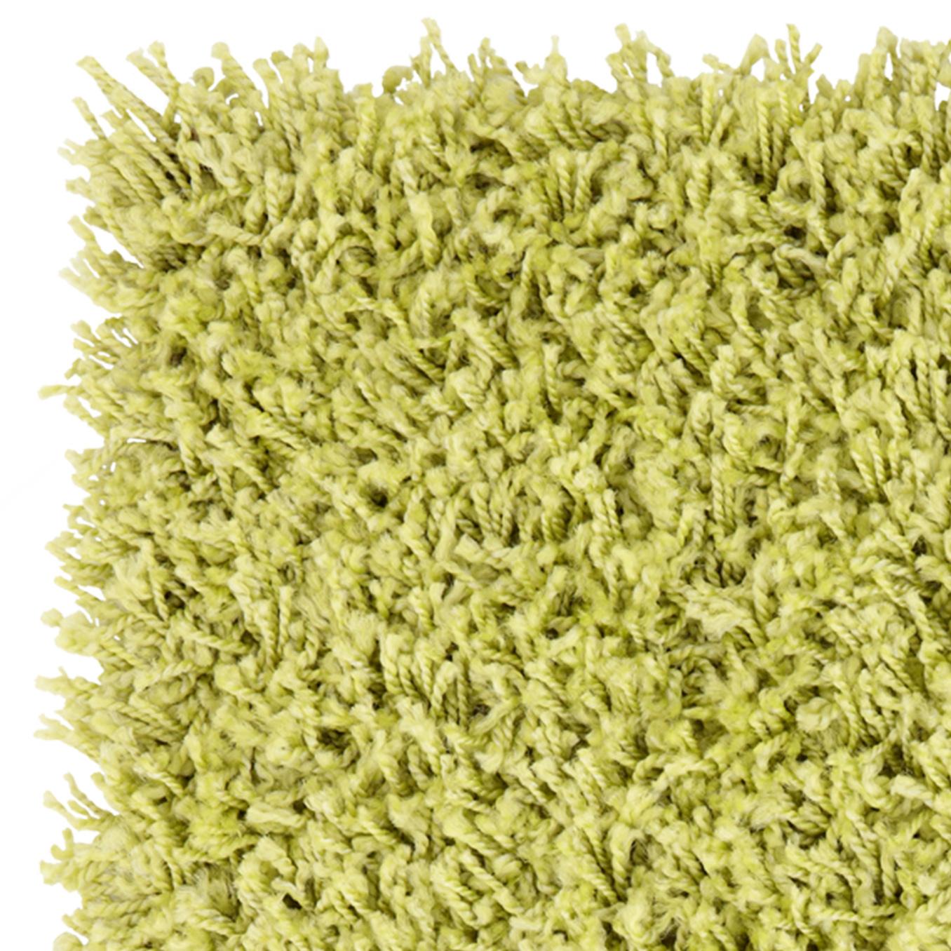 Kusový koberec Expo Shaggy zelený