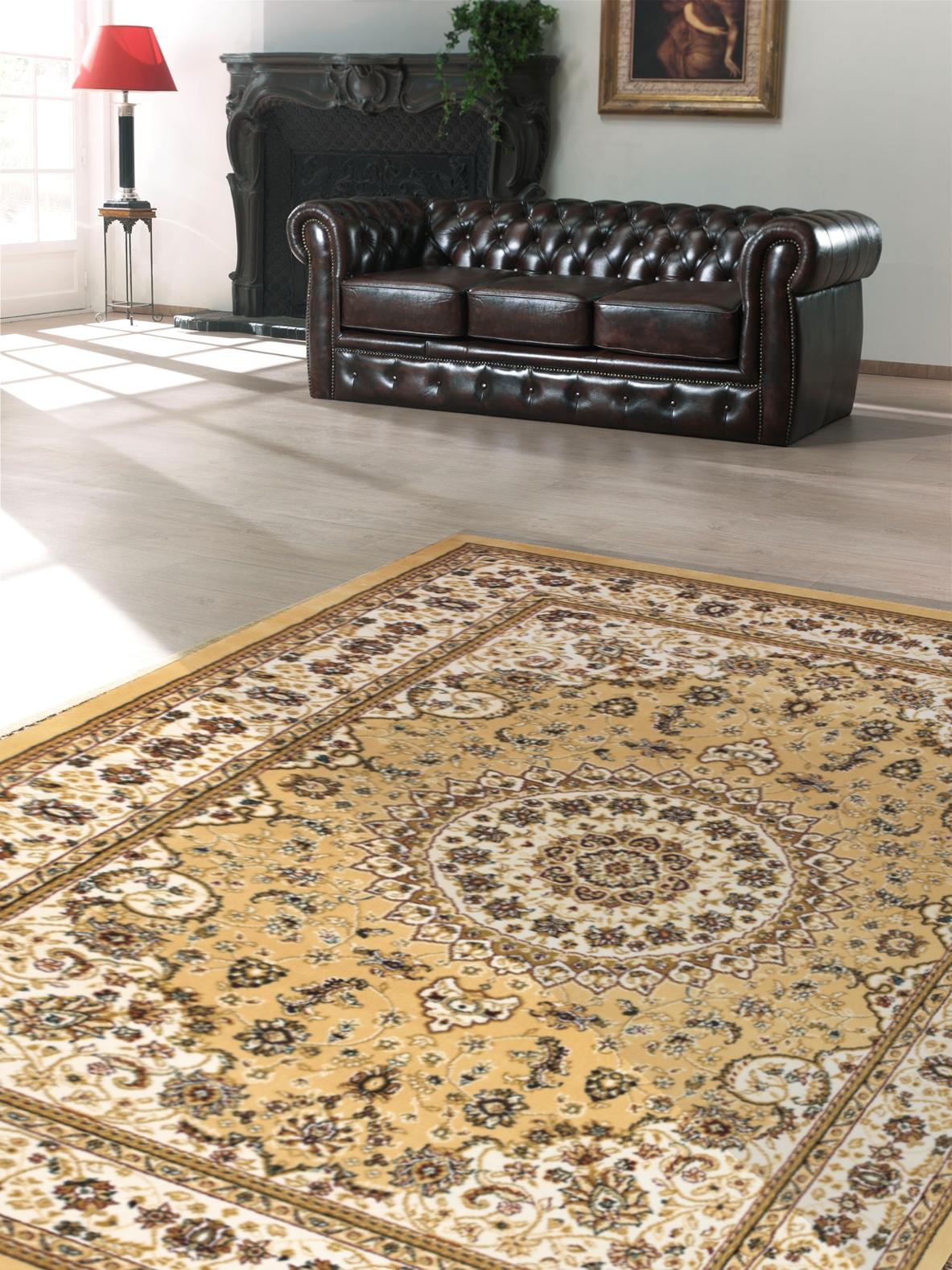 Oriantální kusový koberec Salyut