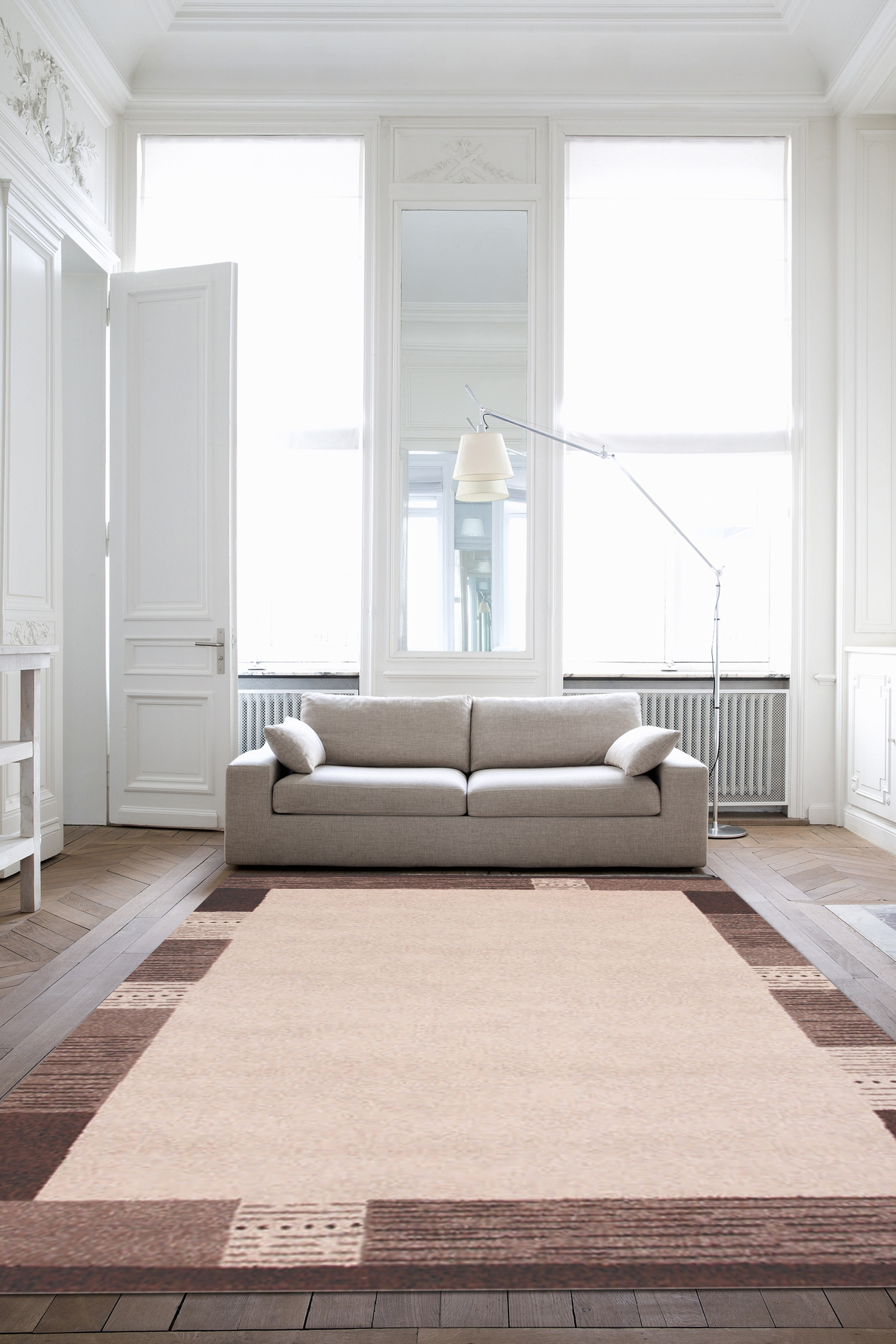 Kusový koberec Infinity
