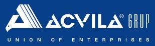 Acvila - logo