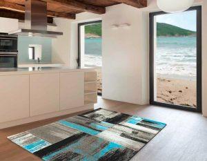 Kusový koberec HAWAII - Lima 1350 Tyrkis