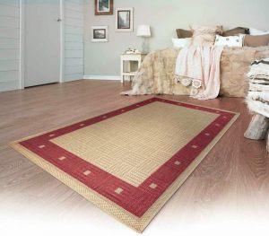 Kusový koberec SISALO/DAWN 879/O44P (J84 Red)