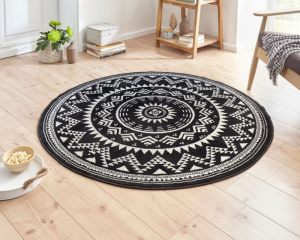 Kusový koberec Celebration 103441 Valencia Black