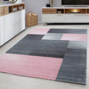 Kusový koberec Lucca 1810 pink