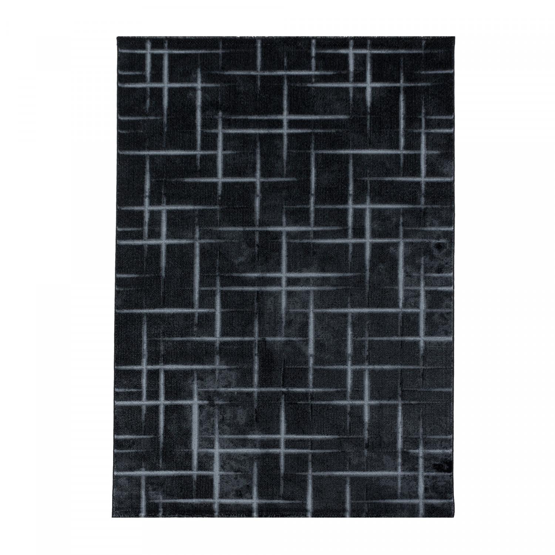 Ayyildiz koberce Kusový koberec Costa 3521 black - 120x170 cm
