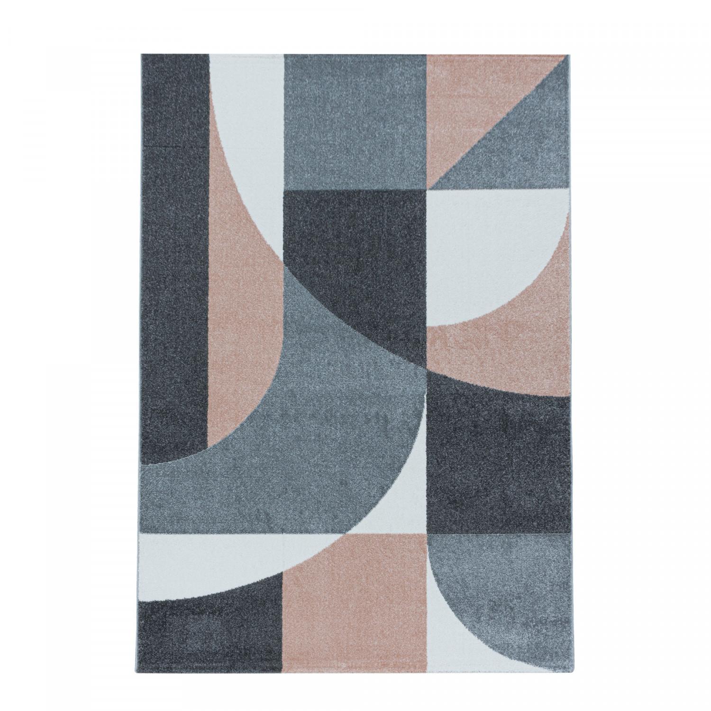 Ayyildiz koberce Kusový koberec Efor 3711 rose - 200x290 cm