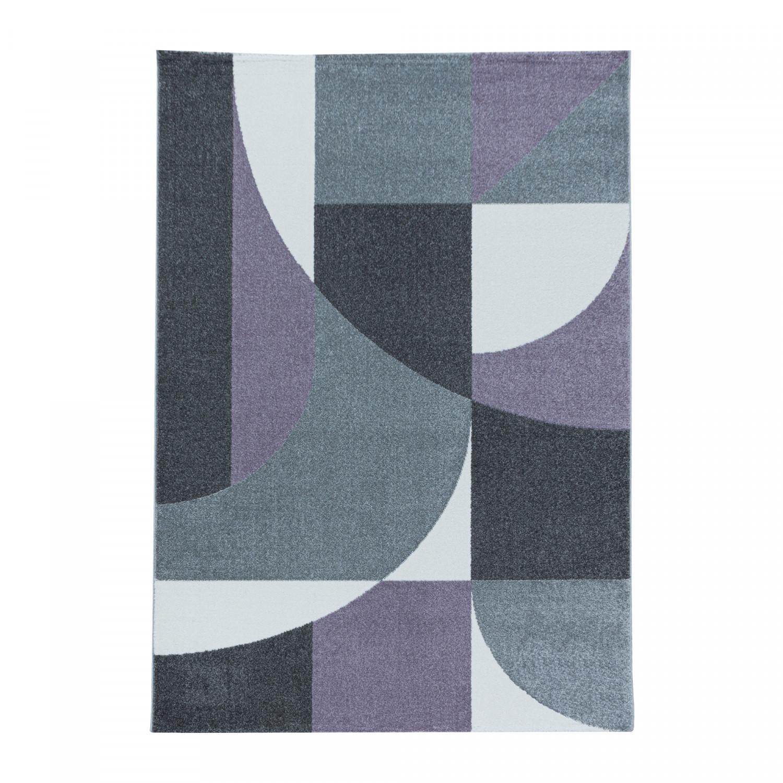 Ayyildiz koberce Kusový koberec Efor 3711 violet - 200x290 cm