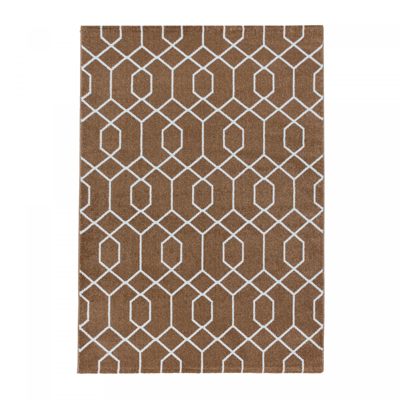 Ayyildiz koberce Kusový koberec Efor 3713 copper - 80x150 cm