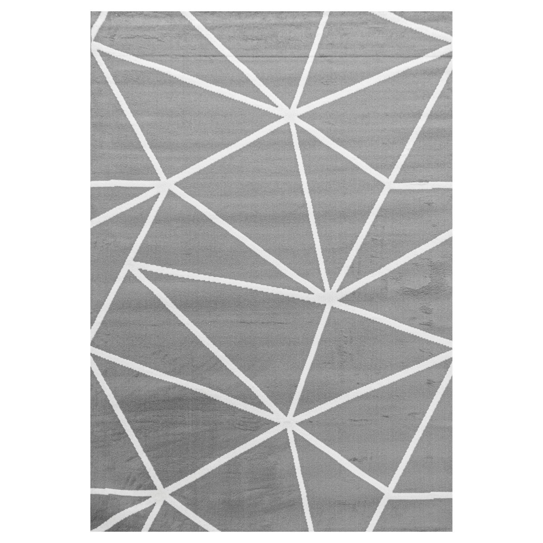 Ayyildiz koberce Kusový koberec Base 2860 grey - 60x100 cm