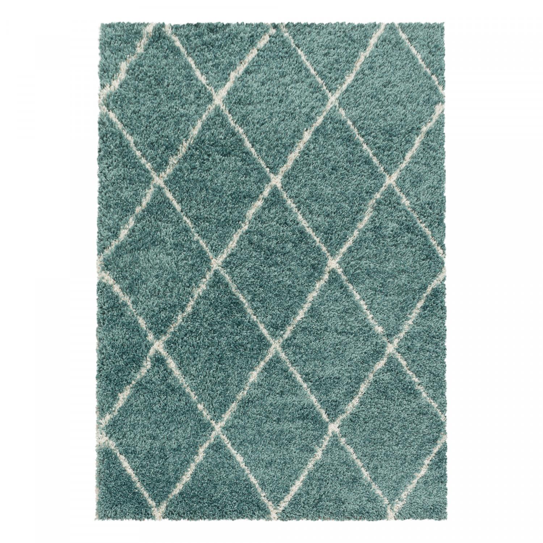 Ayyildiz koberce Kusový koberec Alvor Shaggy 3401 blue - 120x170 cm