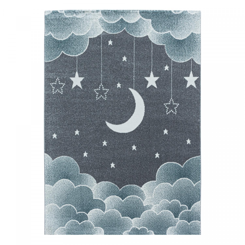 Ayyildiz koberce Dětský kusový koberec Funny 2101 blue - 120x170 cm