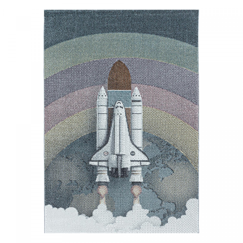 Ayyildiz koberce Dětský kusový koberec Funny 2111 blue - 160x230 cm