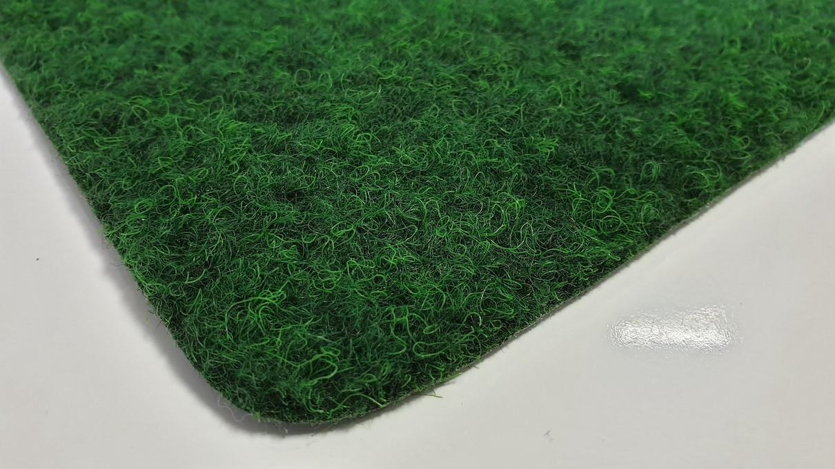 AKCE: 150x80 cm Travní koberec Green 20 metrážní - Spodní část s nopy (na pevné podklady) cm