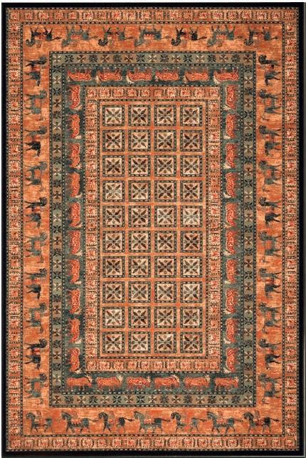 Osta luxusní koberce Kusový koberec Kashqai (Royal Herritage) 4301 500 - 200x300 cm