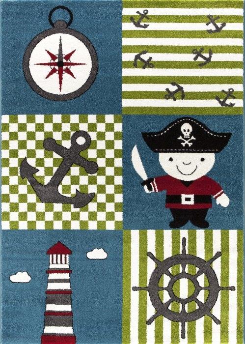 Ayyildiz koberce Kusový koberec Kids 450 multi - 120x170 cm