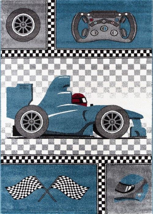 Ayyildiz koberce Kusový koberec Kids 460 blue - 120x170 cm