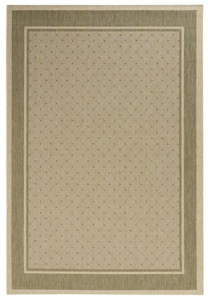 Hanse Home Collection koberce Kusový koberec Natural 102714 Classy Grün - 80x150 cm Zelená