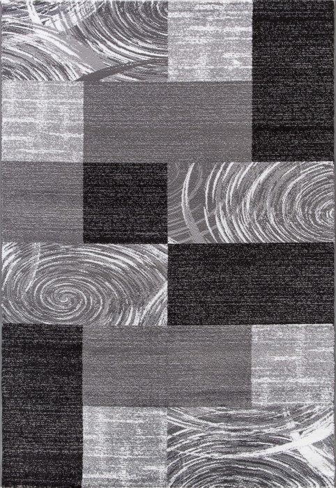Ayyildiz koberce Kusový koberec Parma 9220 black - 80x150 cm