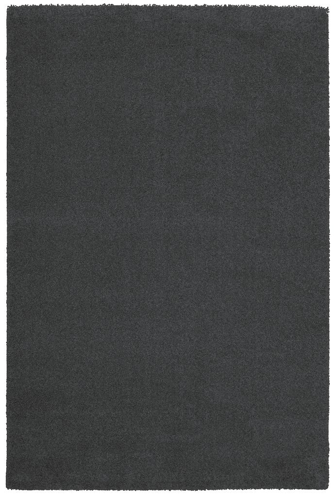 Obsession koberce Kusový koberec SOHO 840 ANTHRACITE - 80x150 cm Expres