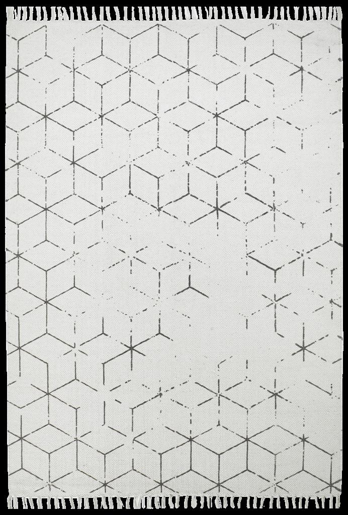 Obsession koberce Ručně tkaný kusový koberec Stockholm 342 GREY - 60x110 cm Expres