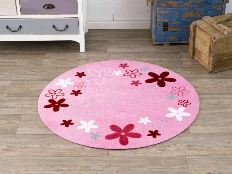 Kusový koberec Deko round 101939