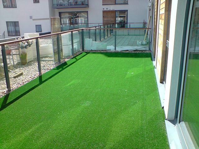 Vopi koberce Travní koberec umělý venkovní (outdoor) - neúčtují se zbytky z role - Spodní část s nop