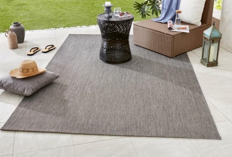 Kusový koberec Meadow 102729 Anthrazit