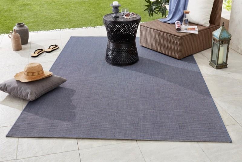 Hanse Home Collection koberce Kusový koberec Meadow 102724 blau - 160x230 cm