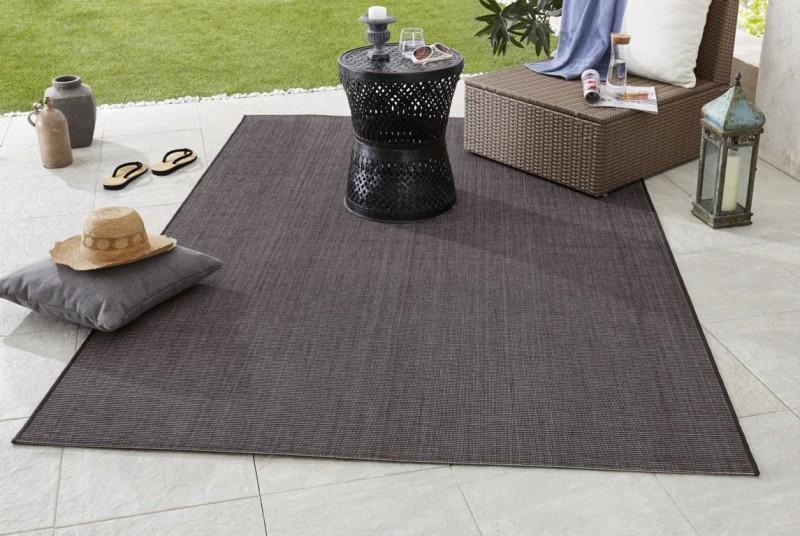Hanse Home Collection koberce Kusový koberec Meadow 102723 schwarz - 120x170 cm