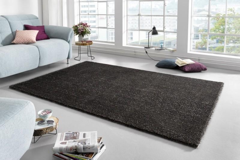 Kusový koberec Glam 103016 Anthrazite