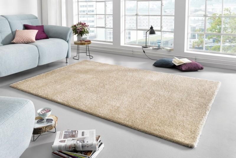 Kusový koberec Glam 103013 Creme