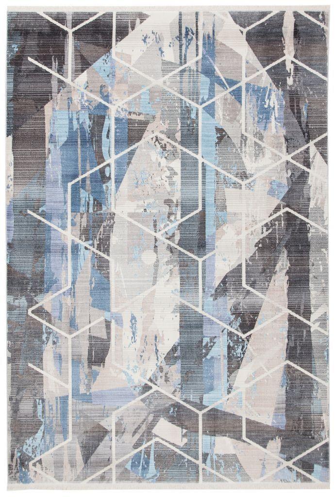 Obsession koberce Kusový koberec Laos 458 Silver - 160x230 cm