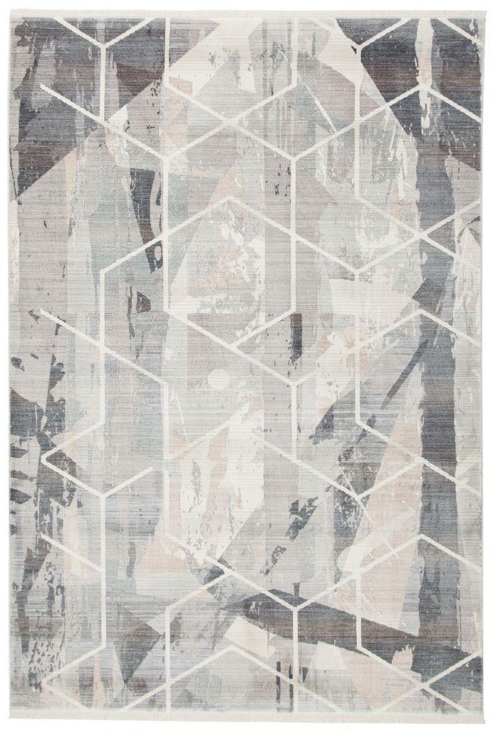 Obsession koberce Kusový koberec Laos 458 Taupe - 160x230 cm