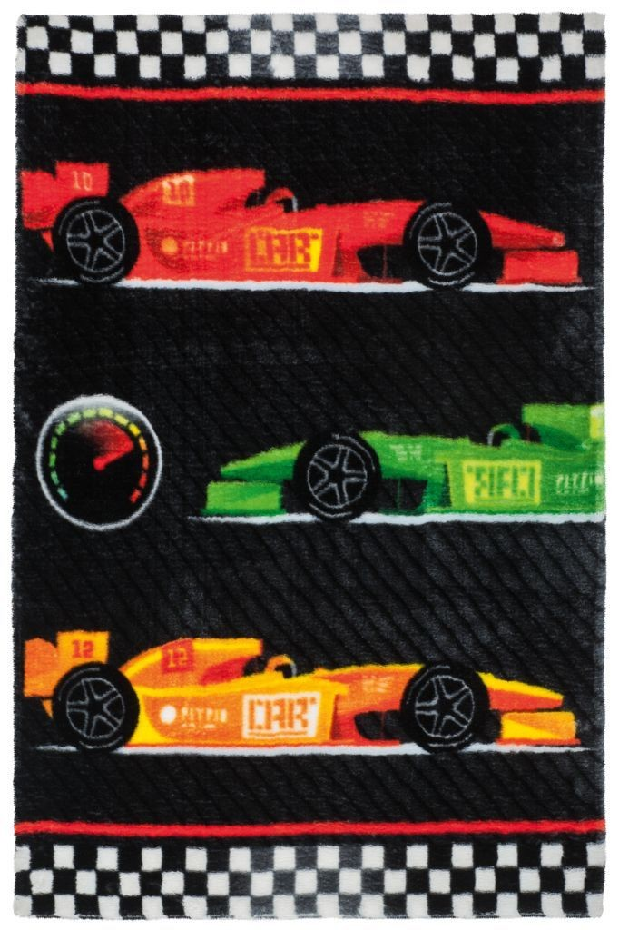 Obsession koberce Dětský kusový koberec Lollipop 183 Race - 90x130 cm