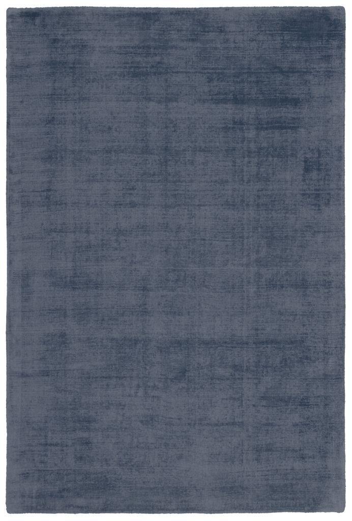 Obsession koberce Ručně tkaný kusový koberec Maori 220 Denim - 120x170 cm Modrá