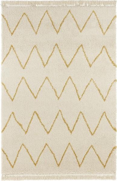 Kusový koberec Desiré 103320 Creme Gold