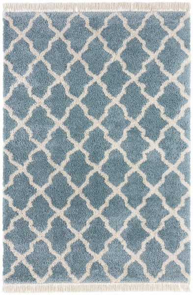 Kusový koberec Desiré 103326 Blau