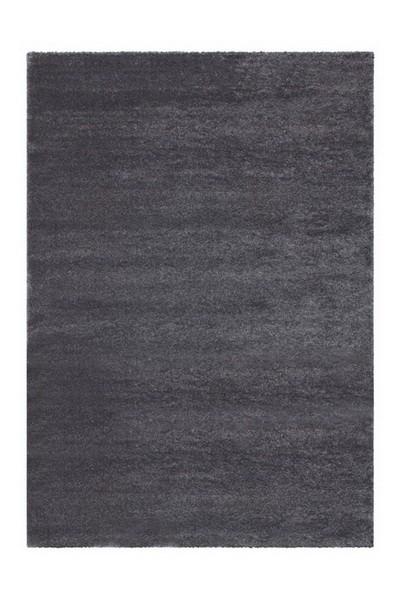 Lalee koberce Kusový koberec Softtouch SOT 700 Grey - 80x150 cm
