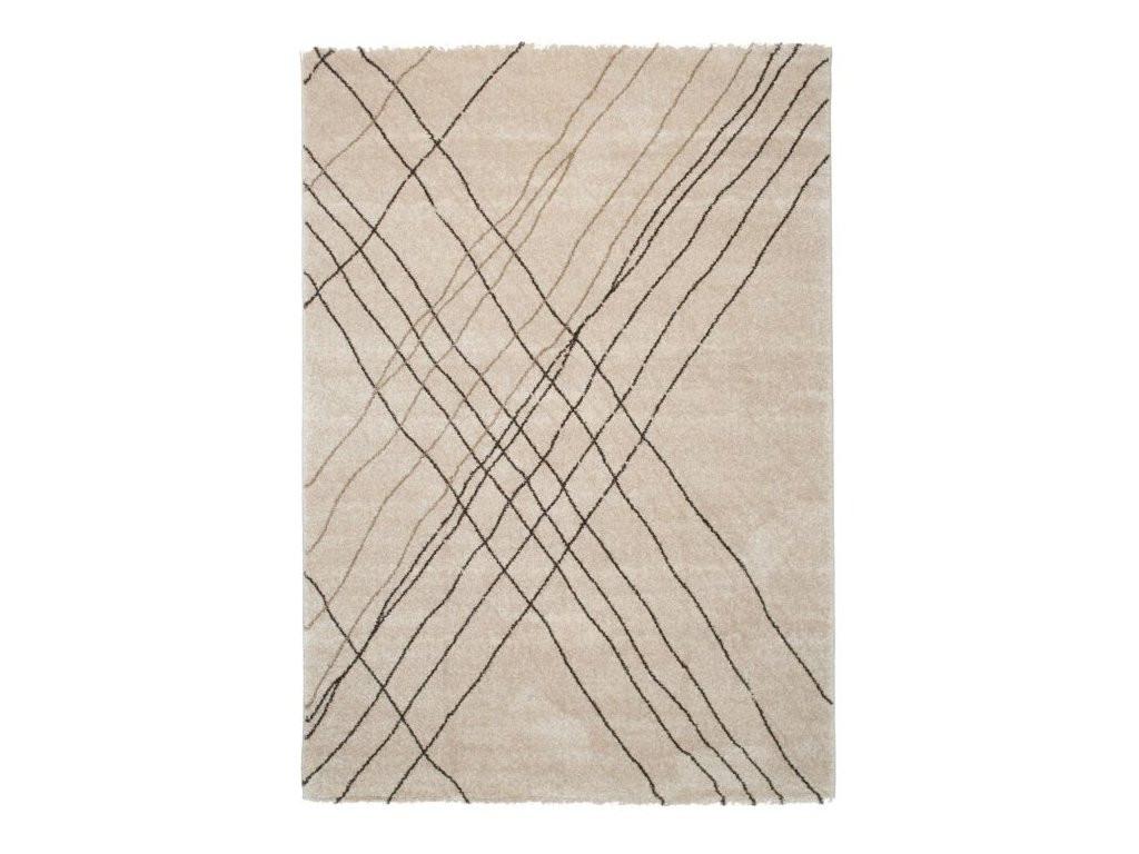 Festival koberce Kusový koberec Loftline K11499-01 Sand - 80x150 cm