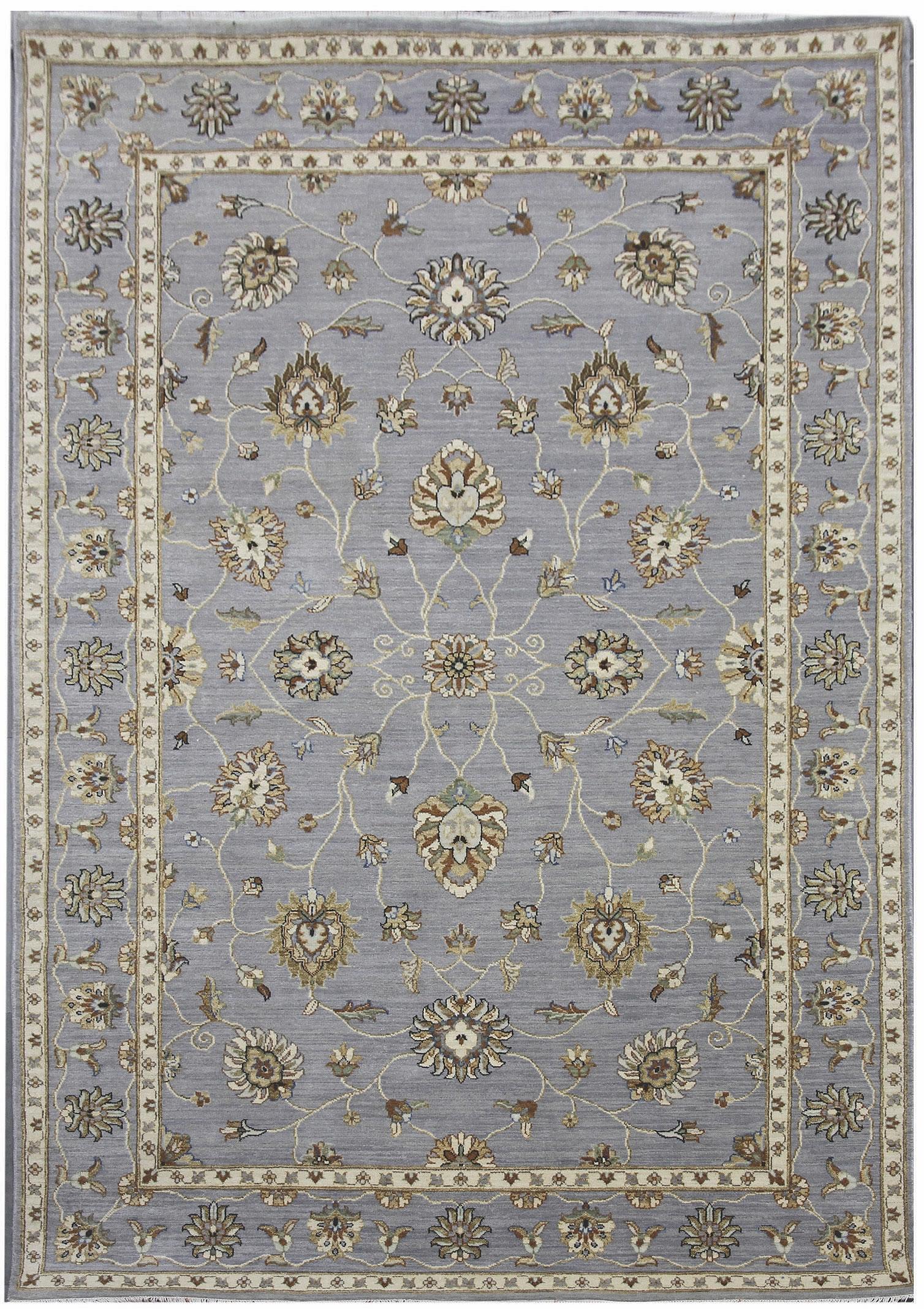 Ručně tkaný kusový koberec Diamond DC-JK 1 silver/pink