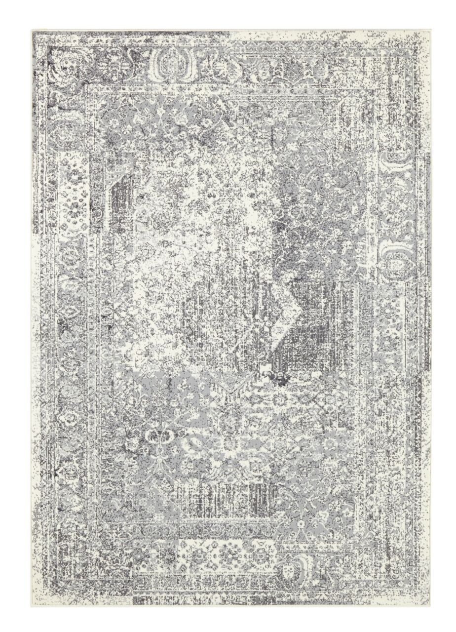Levně Hanse Home Collection koberce Kusový koberec Celebration 103468 Plume Creme Grey - 200x290 cm Šedá
