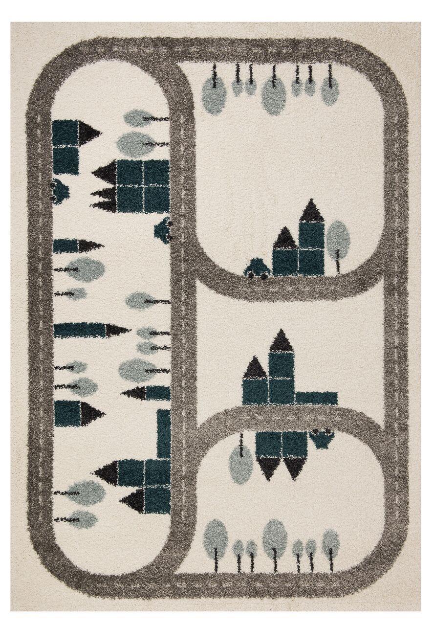 Zala Living - Hanse Home koberce Kusový koberec Vini 103349 Country Road 120x170 cm - 120x170 cm